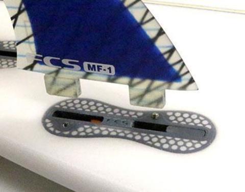 Комплект переходников для системы плавников FCS II
