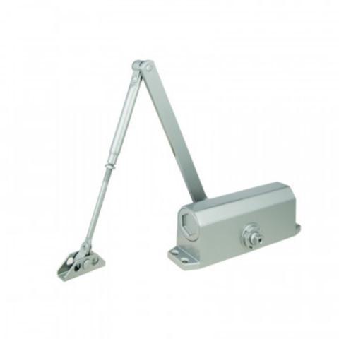 Доводчик дверной REXANT для установки на дверь весом до 85кг.(46-0505)