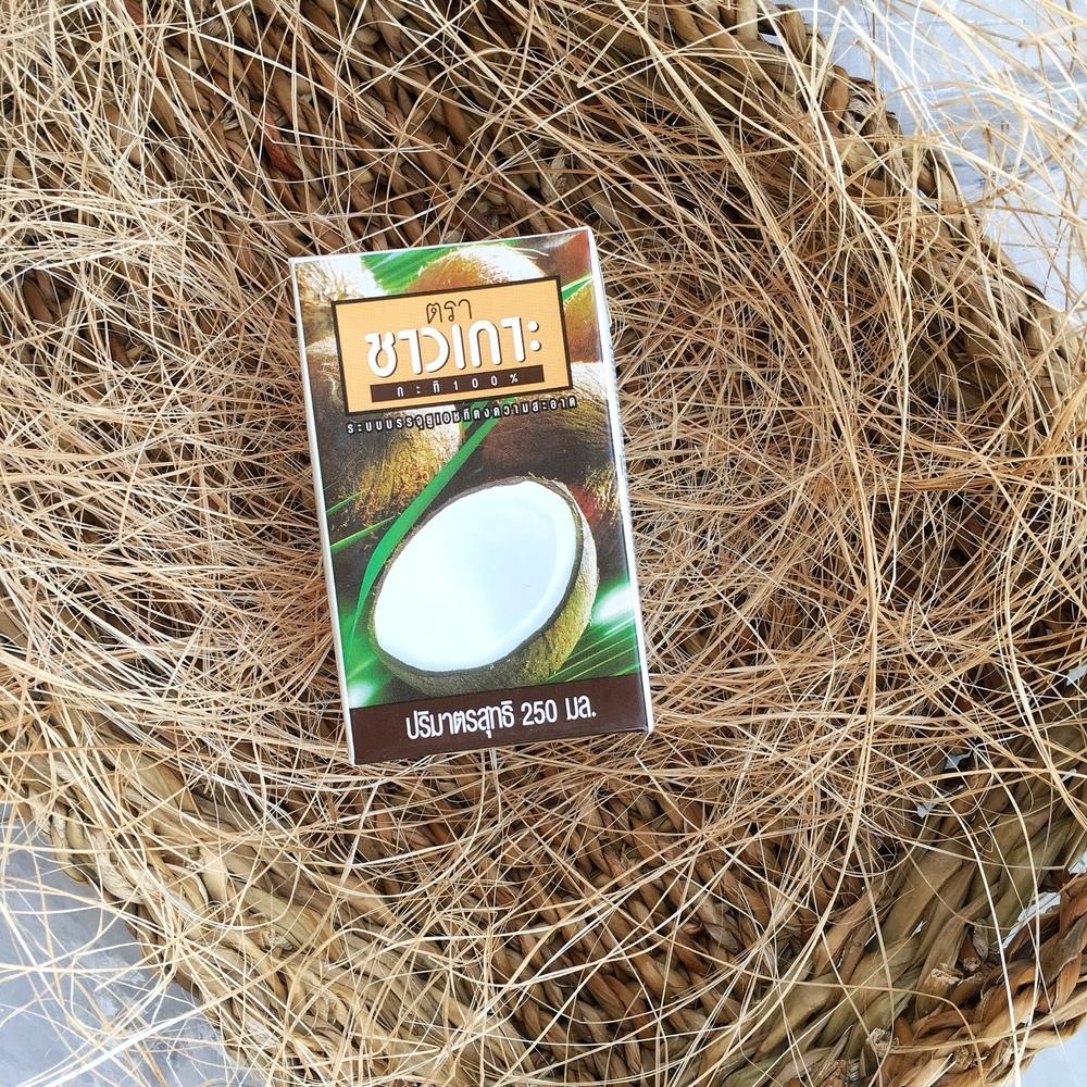 Натуральное кокосовое молоко Chaokoh купить в Иркутске