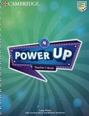Power Up 4 Teacher's Book