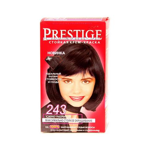 Краска для волос Prestige 243 - Сине-черный, 50 мл.