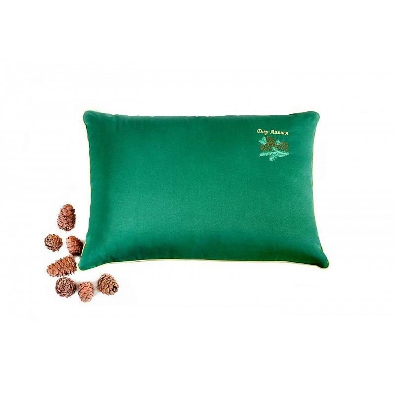 Подушка (из околоплодной пленки ядра кедрового ореха) 50x70