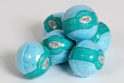 Бомбочки для ванн Морские соли и минералы 130 гр. ТМ SAVON D LION