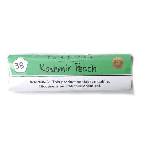 Табак для кальяна Tangiers Birquq (зеленый) 38 Kashmir Peach 250 гр