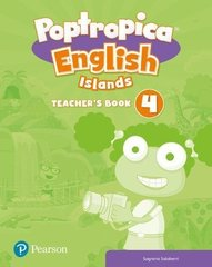 Poptropica English Islands 4 TB/Test Book
