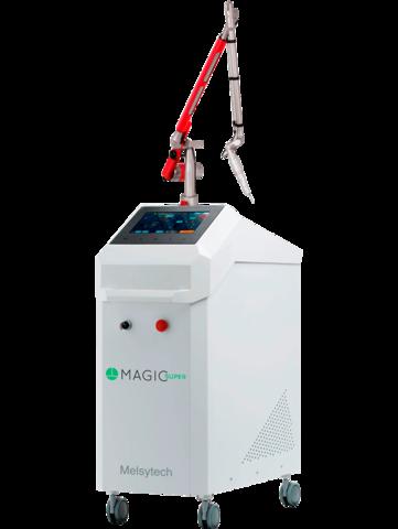 Универсальный лазерный аппарат Magic SUPER