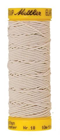 Нить-резинка ELASTIC, 10 М (Col. 1000)
