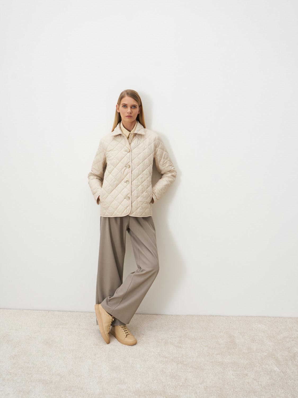 Куртка Оренбург стеганая на пуговицах