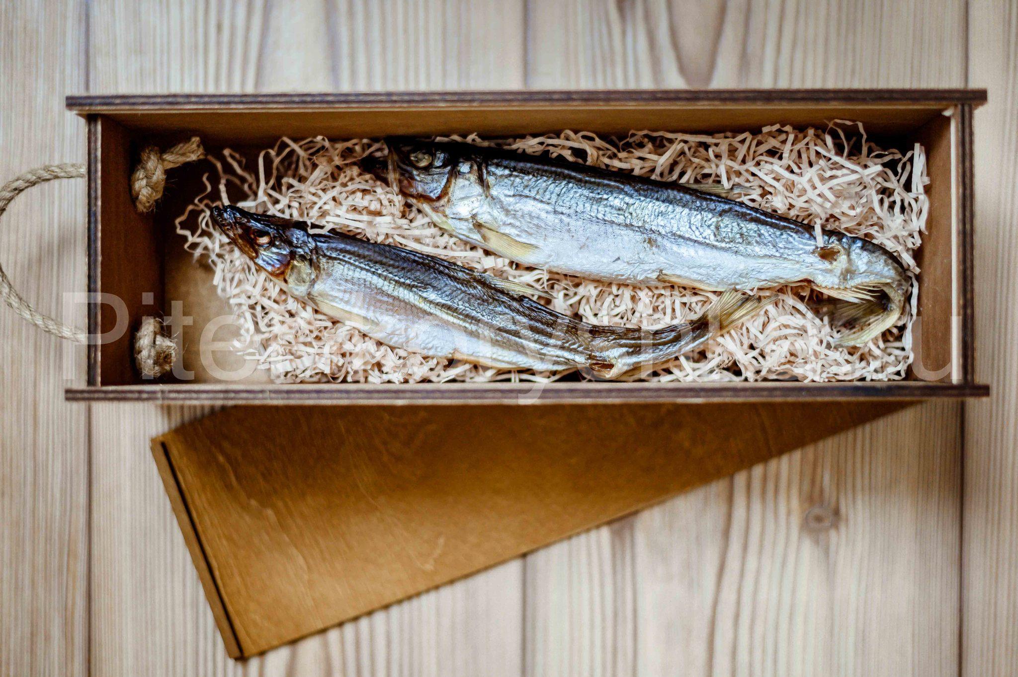 Подарочная коробочка для рыбки