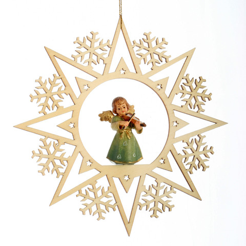 Ангел со скрипкой