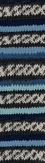 Alize Superwash 6765 черный-синий