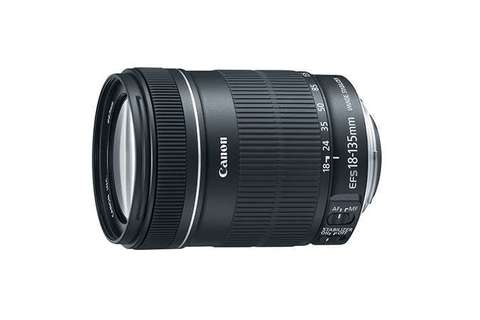 Canon EF-S 18-135mm f/3.5-5.6 IS (TAIWAN)