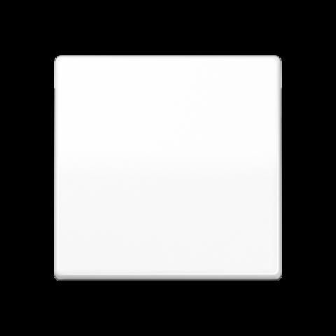 Выключатель одноклавишный проходного типа. 10 A / 250 B ~. Цвет Блестящий белый. JUNG AS. 506U+AS591BFWW
