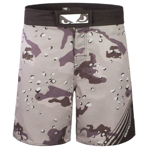 Шорты Bad Boy Soldier MMA Shorts - Brown Camo