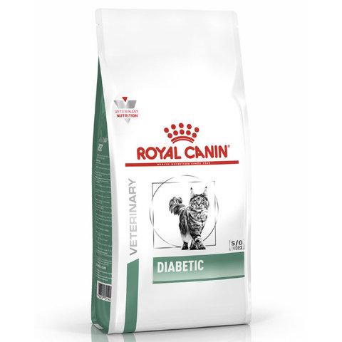 Royal Canin Diabetic лечебный для кошек при сахарном диабете 1.5 кг