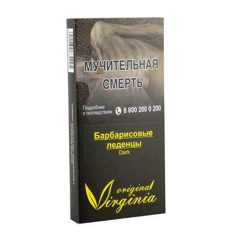 Табак Virginia Dark Барбарисовые Леденцы 50 г