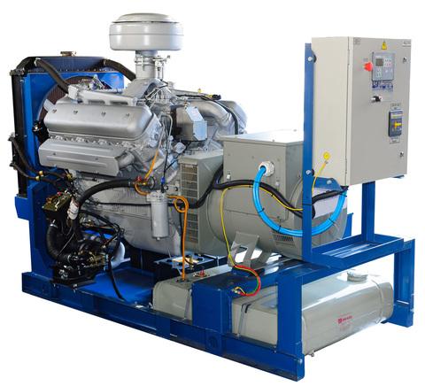 Дизельный генератор ЯМЗ АД-120-Т400