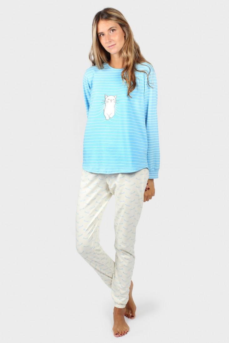 Пижама женская с брюками SANTORO (Испания) PURFFECT PLACE 54437