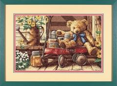 DIMENSIONS Honey Bear (Мишка с медом)