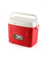 Изотермический контейнер Igloo Laguna 28 Red