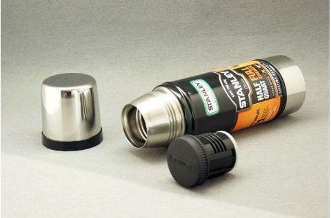 Термос Stanley Classic (0,47 литра), черный