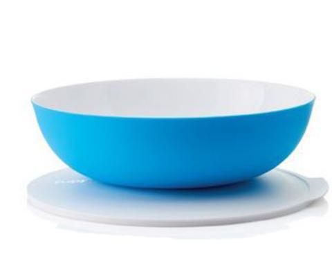 Аллегро чаша в голубом цвете (белое внутри) (3,5л)