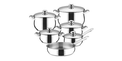 Набор посуды Tescoma TULIP, 11 предметов