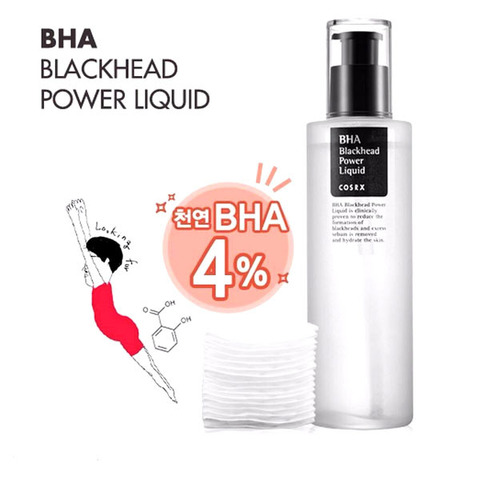 Сыворотка против угрей COSRX BHA Blackhead Power Liquid