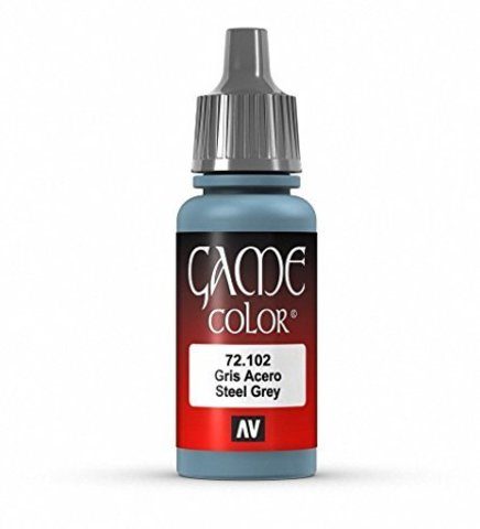 Game Color Steel Grey 17 ml.