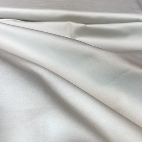 Ткань хлопок сатин с эластаном бежевый 2029