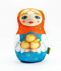 Подушка-игрушка антистресс Gekoko «Матрешка осенняя» 1