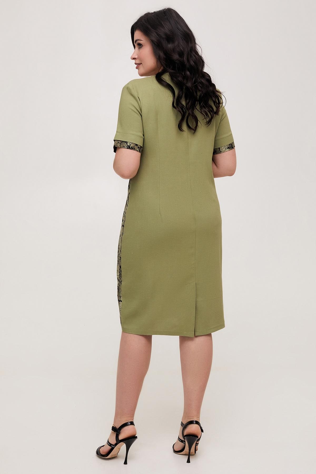 Сукня Офелія  (Офелия) (оливковий)