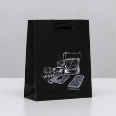 Пакет ламинированный вертикальный Hobby, S 15 × 12 × 5.5 см