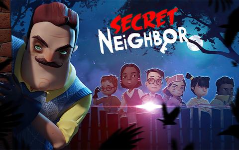 Secret Neighbor (для ПК, цифровой ключ)