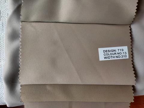 Портьерная ткань блэкаут однотонный люкс. Арт. Т-719-13