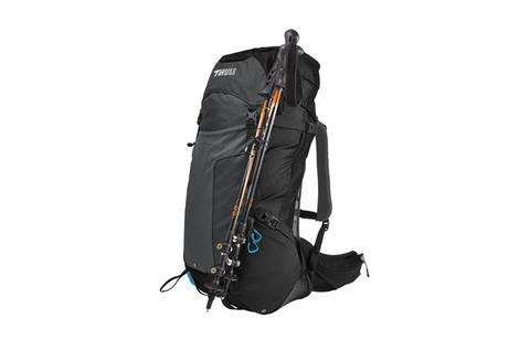 Картинка рюкзак туристический Thule Capstone 40L Тёмно-Серый/Оранжевый - 6