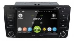 Штатная магнитола на Android 8.0 с DPS для Skoda Octavia 2 Roximo CarDroid RD-3202D