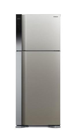 Холодильник с верхней морозильной камерой Hitachi R-V 542 PU7 BSL