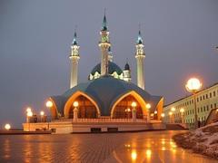 Алмазная Мозаика + Багет 30x40 Мечеть