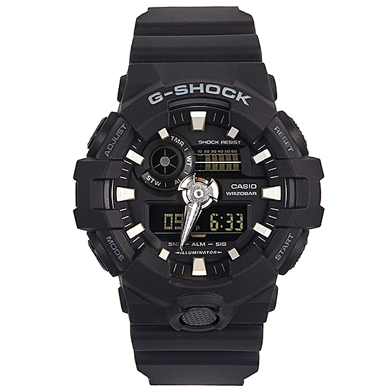 Часы наручные Casio GA-700-1BDR