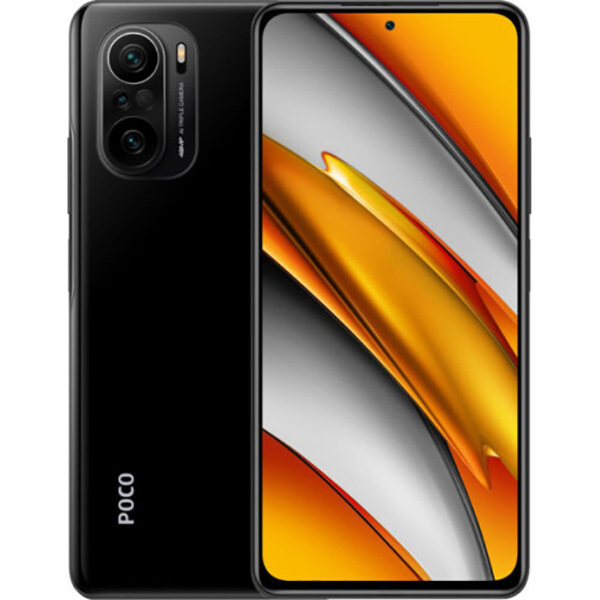 Poco F3 Xiaomi Poco F3 8/256GB NFC Night Black (Черный) black1.jpg