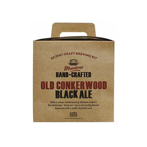 Экстракт Muntons Premium Gold - Old Conkerwood Black Ale (3.6 кг)