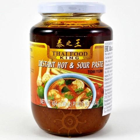 Паста для приготовления Том Ям Thai Food King, 454г