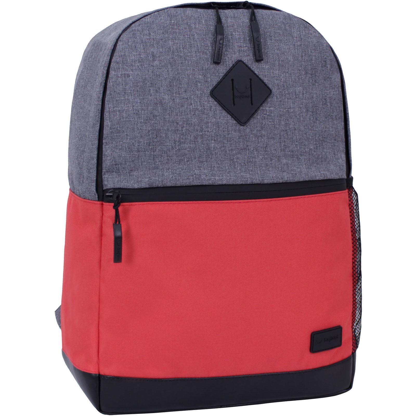 Мужские рюкзаки Рюкзак Bagland Tanos 19л. 321 серый (0014869) IMG_2290.JPG