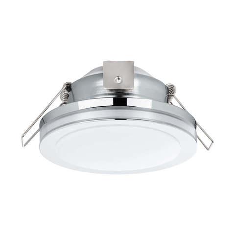 Светильник светодиодный встраиваемый влагозащищенный Eglo PINEDA 1 95962