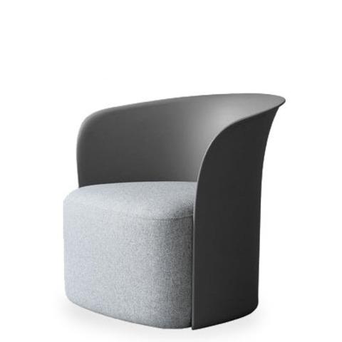 Дизайнерское кресло Capsule by Light Room (серый)