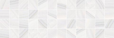 Декор Agat мозаичный светлый 20x60 MM60083