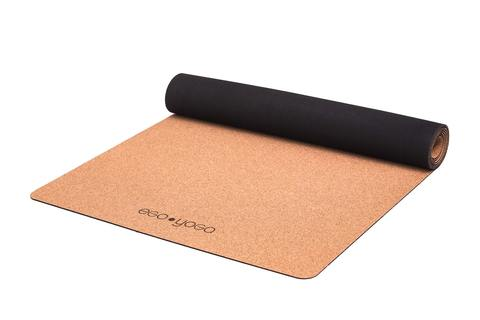 Коврик для йоги Lotus Cork  183*66*0,4 см из натуральной пробки