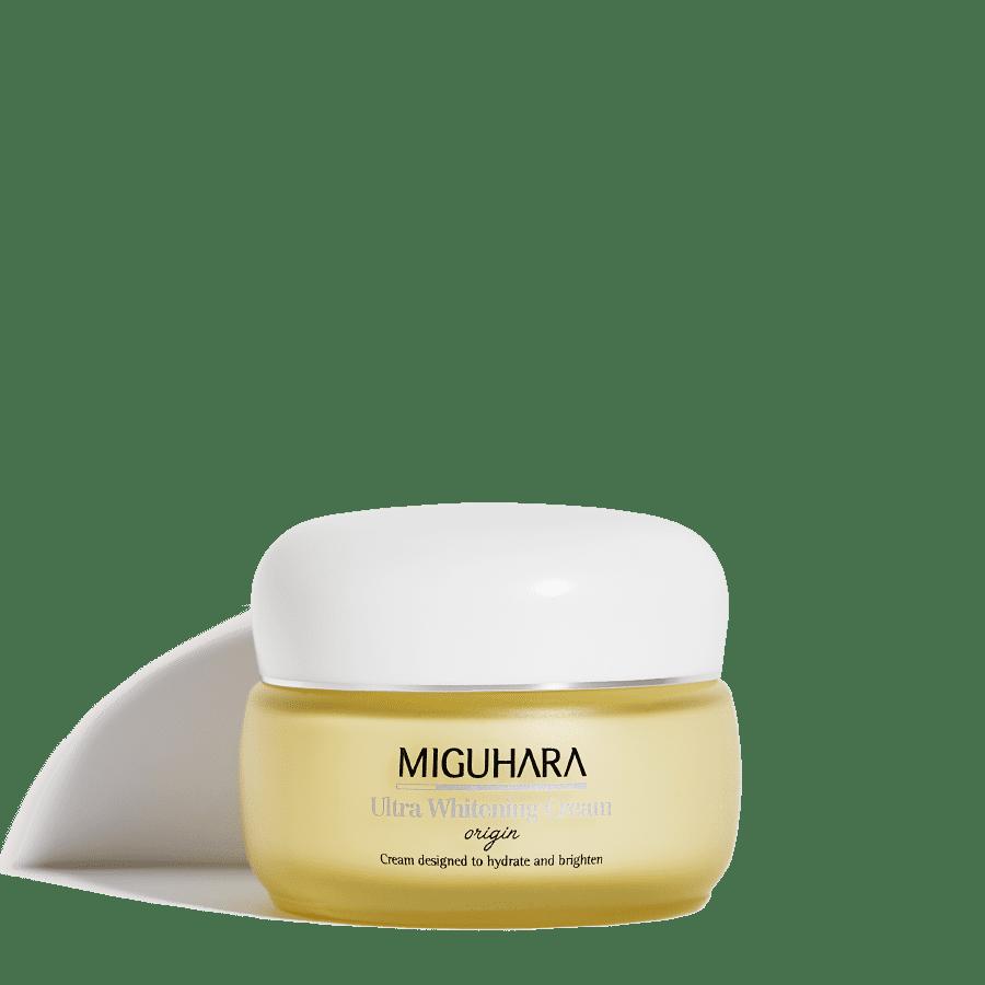 MIGUHARA крем для лица Ultra Whitening Cream Origin, 50 мл.