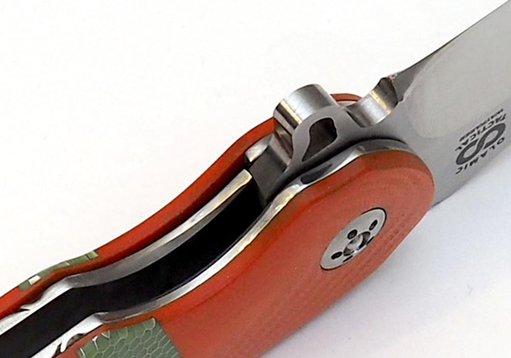 Нож Olamic Cutlery Wayfarer Flipper - фотография